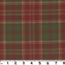 Red Grant Fabric