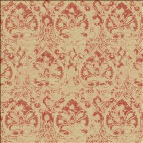 Remarkable Red Kasmir Fabric
