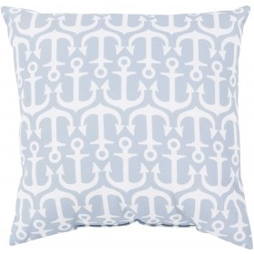 Alluring Anchor Grey, Tan Pillow | RG117-2626