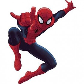 Murals Marvel's Ultimate Spider-Man Giant Wall Decal Mural