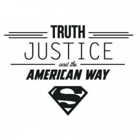 Murals Superman Quote Wall Decal Mural