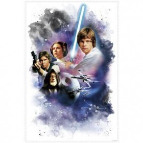Murals Star Wars Classic Giant Wall Decal Mural