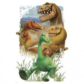 Murals The Good Dinosaur Gang Giant Wall Graphic Mural