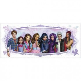 Murals Descendants Animated Giant Wall Graphic Mural