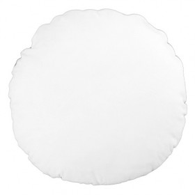 18 Inch Round Pillow Form Insert Poly Cotton Fill
