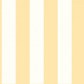 "SA9178 3"" Stripe Yellow White Wallpaper"