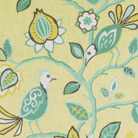 SE42530 268 CANARY DURALEE @HOME Fabric