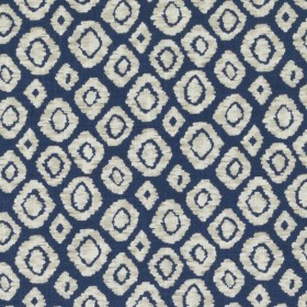 SE72112 206 NAVY DURALEE @HOME Fabric