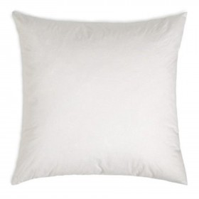 12 x 12 Square Polyester Cotton Pillow Form Insert