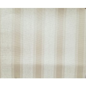 SR1500 Stately Stripe Linen Pearl White Wallpaper