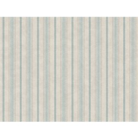 SR1550 Shirting Stripe Green Beige Wallpaper