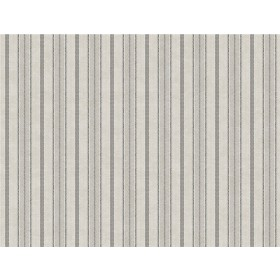 SR1551 Shirting Stripe Black Gray Wallpaper