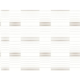 SR1573 Dashing Stripe Beige White Wallpaper