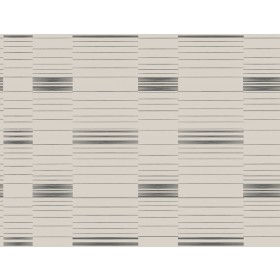 SR1575 Dashing Stripe Black Beige Wallpaper