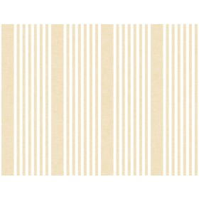SR1585 French Linen Stripe Yellow  Wallpaper