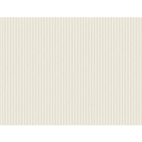 SR1589 New Ticking Stripe Cream Wallpaper