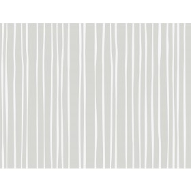 SR1607 Liquid Lineation Gray Cream Wallpaper