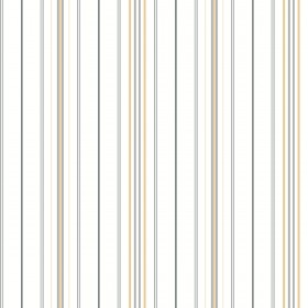 SR1622 Wide Pinstripe Gray Yellow Wallpaper