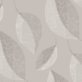 WALLPAPER BY THE YARD SS2259 Camille Contemporary Textured Leaf