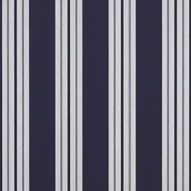"Sunbr 46"" 4902 Captain Navy/Natural Classic Fabric"