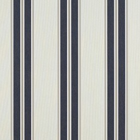"Sunbr 46"" 4916 Navy/Taupe Fancy Fabric"