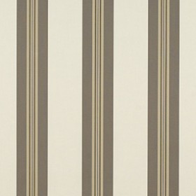 "Sunbr 46"" 4945 Taupe Tailored Bar Stripe Fabric"