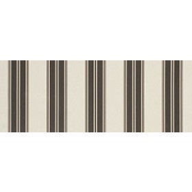 "Sunbr 46"" 4946 Black/Taupe Fancy Fabric"