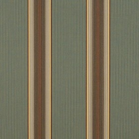 "Sunbr 46"" 4949 Forest Vintage Bar Stripe Fabric"