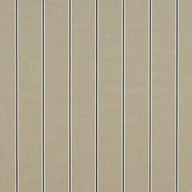 "Sunbr 46"" 4961 Putty Regimental Fabric"