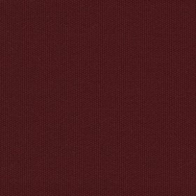 Sunbr Furn Solid Canvas 5436 Burgundy Fabric