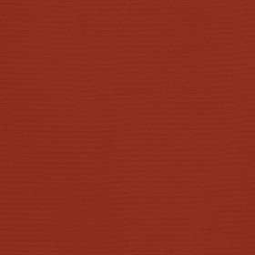 Sunbr Furn Solid Canvas 5440 Terracotta Fabric
