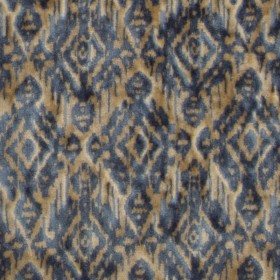 SV16389 5 BLUE DURALEE @HOME Fabric