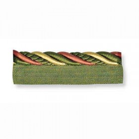 Silk Cord With Lip Peche T30266.12.0 Kravet Trim