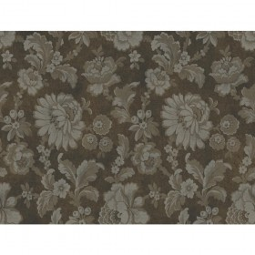 TH6318 Woven Floral Damask Wallpaper