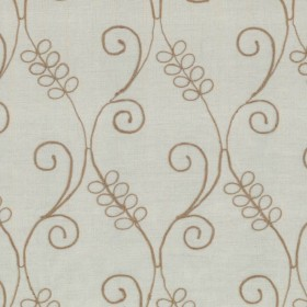 Tinedale Natural Kasmir Fabric