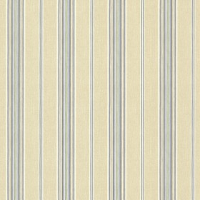 Thunderbird Blue Cabin Stripe Wallpaper