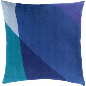 Pertaining to Points Blue, Green, Grey Pillow | TO009-2222D