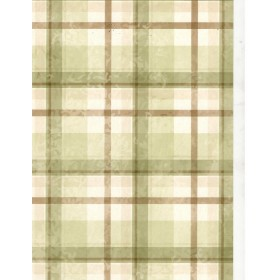 McKinney Blue Kids Place Tartan Wallpaper
