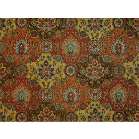 Aladdin Persimmon Covington Fabric