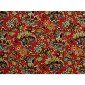 Magritte 33 Firecracker Covington Fabric
