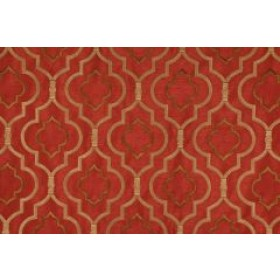 Agnes Crimson Swavelle Mill Creek Fabric