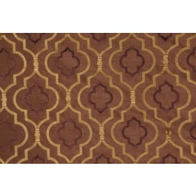 Agnes Walnut Swavelle Mill Creek Fabric