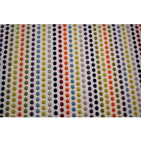 Dots Are Hot Carnival Swavelle Mill Creek Fabric (V50-DAH-CAR)