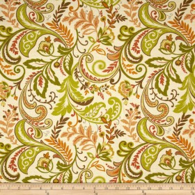 Findlay Apricot Swavelle Mill Creek Fabric