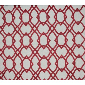 Forget Me Knots Vermillion Swavelle Mill Creek Fabric