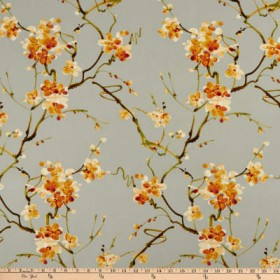 Nonomi/Parkside Silver Gray Swavelle Mill Creek Fabric