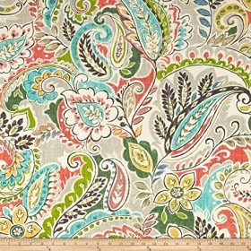Pezzola Springtime Swavelle Mill Creek Fabric