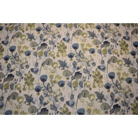 Summer Garden Caribbean Swavelle Mill Creek Fabric (V50-SUM-CAR)