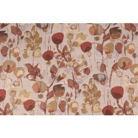 Summer Garden Russet Swavelle Mill Creek Fabric