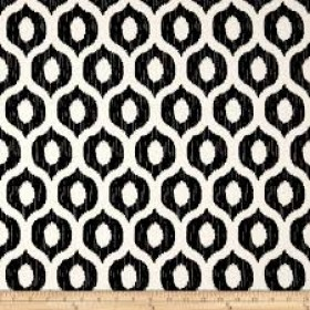 Vroome Licorice Swavelle Mill Creek Fabric